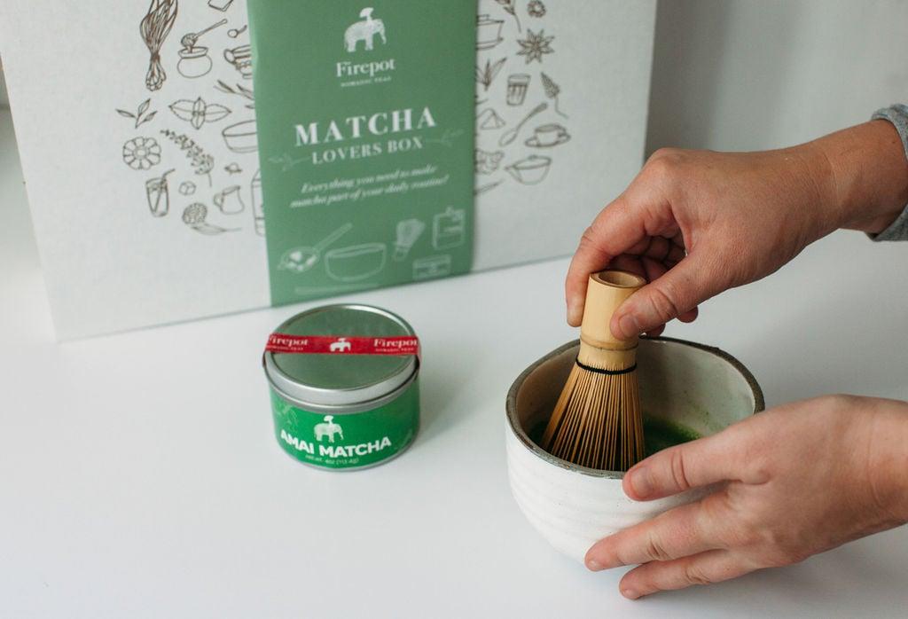 Amai Matcha-wisk