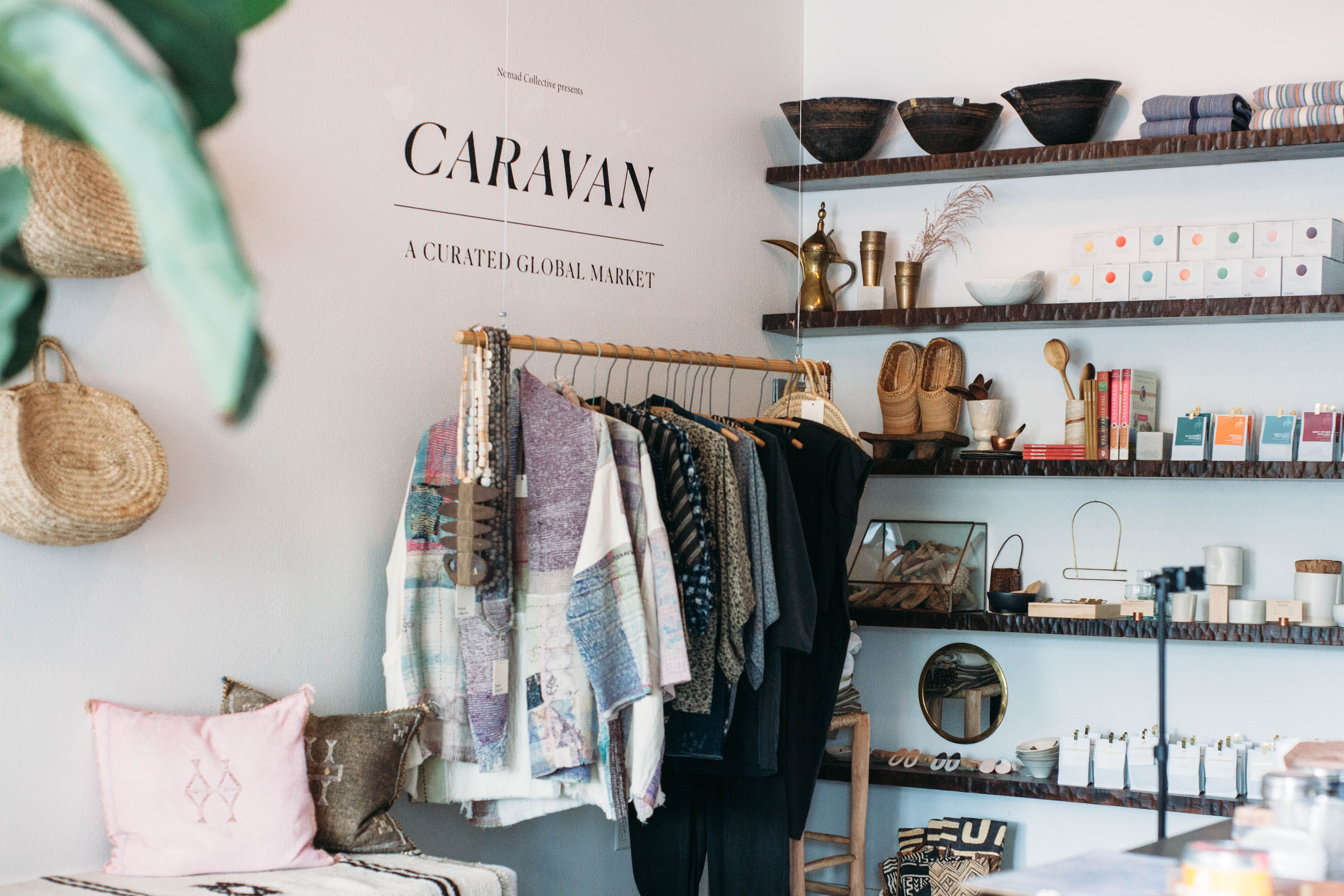 Caravan-curated-global-market