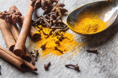 Chai-spice-cinnamon-turmeric-anise-cloves