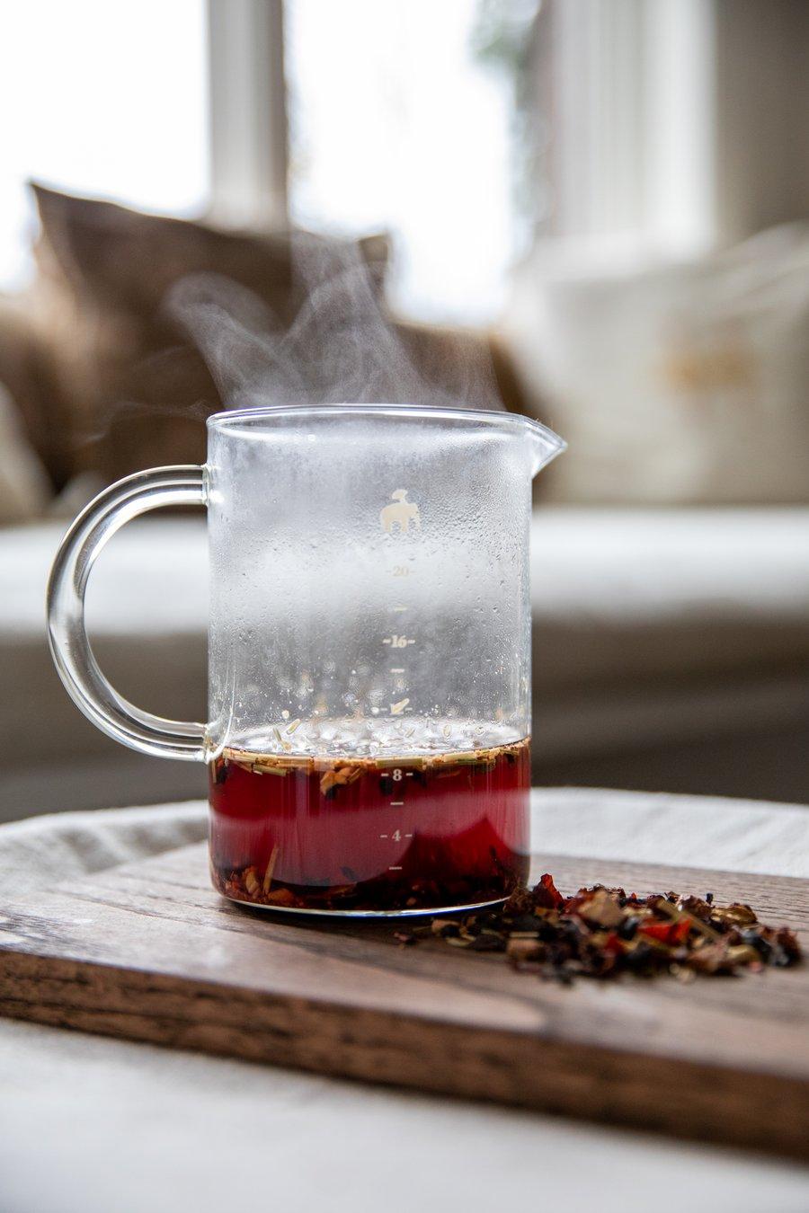 Hibiscus-Elixir-Tea