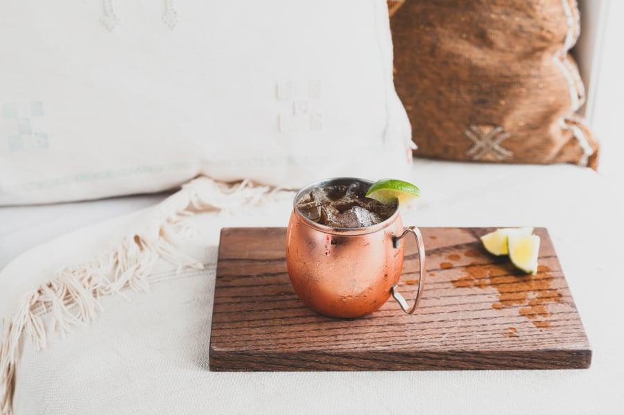 chai-bourbon-mule