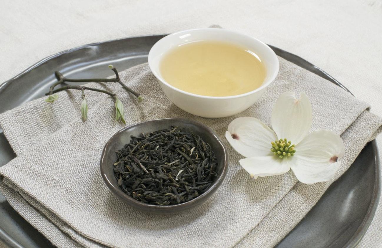 Fujian Jasmine Green Tea