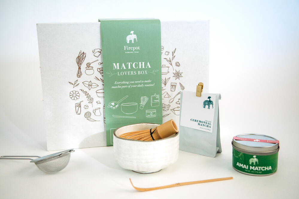 Matcha Box-NEW