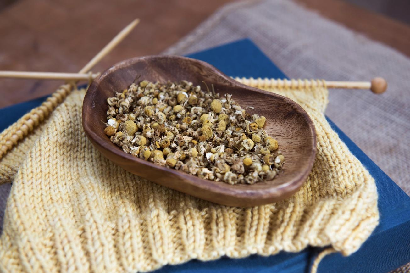 Organic-chamomile