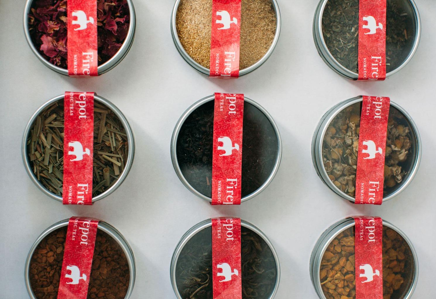 The Art of Blending Tea Blenders Box