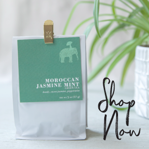 Shop Moroccan Jasmine Mint Tea now