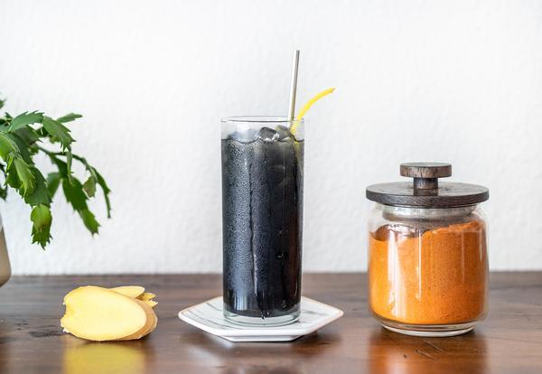Firepot Tea Recipe: Spring Detox